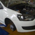 VW ポロ 車検