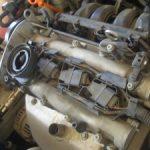 VW ポロ エンジン交換 2
