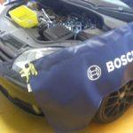 VW ゴルフⅤ エンジンとATと外装修理1