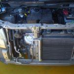 ワゴンR エアコン 修理
