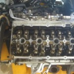 VW  ゴルフ TSI GT エンジン修理 2