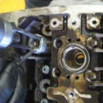 VW  ゴルフ TSI GT エンジン修理 3