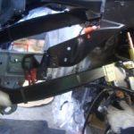 プリウス 事故修理 4