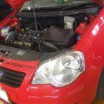 VW ポロ 修理