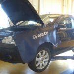 VW ゴルフ 5 AT修理