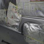 NBOX 板金修理 2
