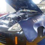 Z33  アラゴスタ車高調 取付
