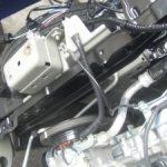 新型 タントカスタム事故 修理 2