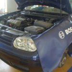 VW ゴルフⅣワゴン 車検