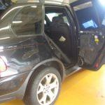BMW X5 パワーウィンドウ修理