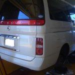 エルグランド E51 ブレーキO/H