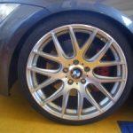 BMW E92 ハブASSY交換