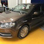 VW ポロ 板金塗装
