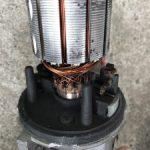 フィアット500 デュアロジックモーター修理2
