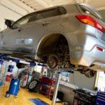 RVR 車検 整備