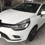 新型 ルノー ルーテシア 納車