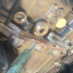 VW ポロ ウォーターポンプ交換とバッテリー 6R