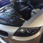 BMW Z4 異音 修理