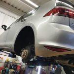 VW golf 7  ABSセンサー交換