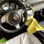 ポルシェ 911 メンテナンス2