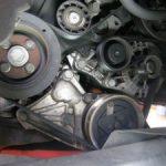 ルノー クリオ V6 タイミングベルト交換 2