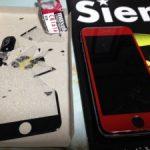 iphone6 修理 レベル2