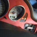 メルセデスベンツ SLK ブレーキランプ不良