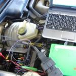 メルセデスベンツ E320 AT 修理